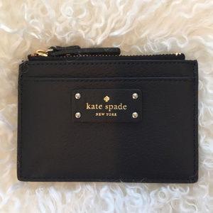 Kate Spade Adi Grove Street Card Case - Black